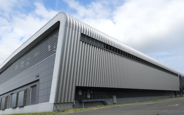 データセンターはビッグデータ活用などで需要が急増している(北海道石狩市、さくらインターネットの拠点)
