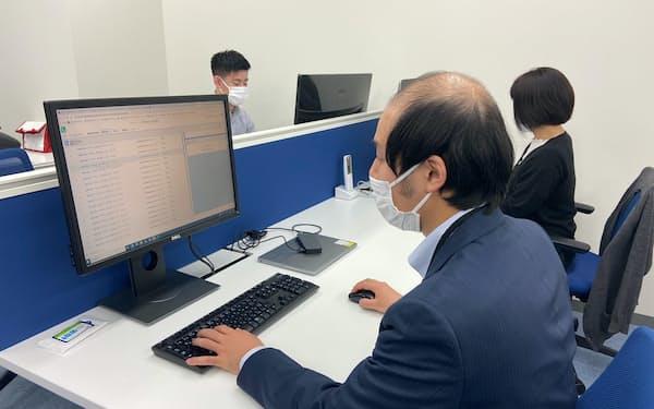 ワクチン供給量は停滞している(札幌市の予約センター、5月)