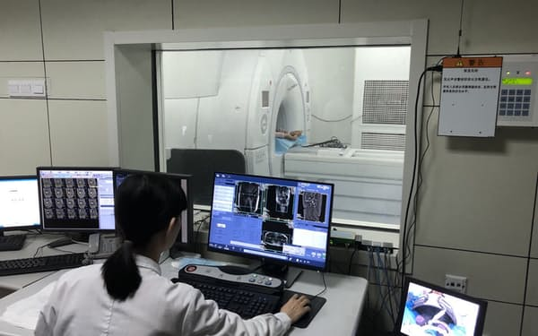 MRI画像をAIで分析し認知症の予兆を検知する