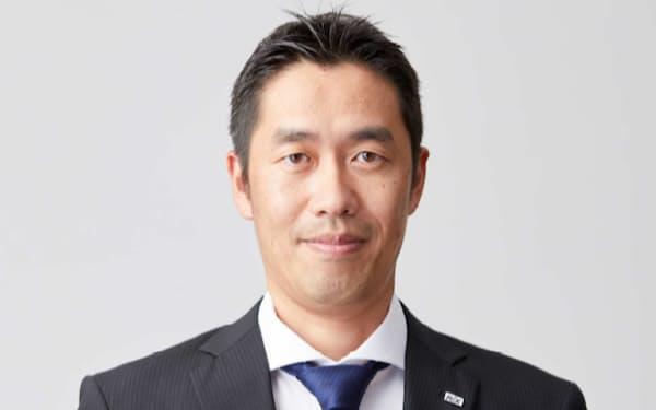 安井社長はエコカー関連製品の販売を加速する