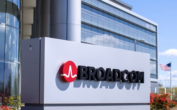 ブロードコムはソフト分野のM&A(合併・買収)を積極化している=ロイター