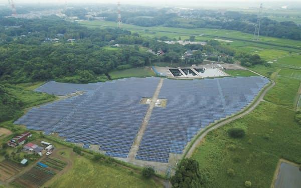 太陽光の大量導入で再生エネの電源比率を高める