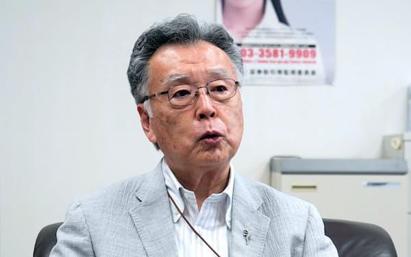 証券取引等監視委員会の浜田康委員