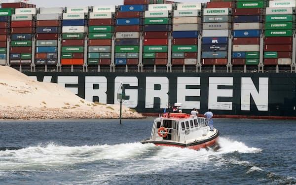 造船業の様々なリスクが高まる中で、緩衝材となっているのが船主業(7月)=ロイター