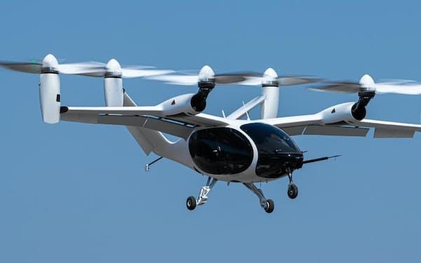米ジョビー・アビエーションが開発する「空飛ぶタクシー」