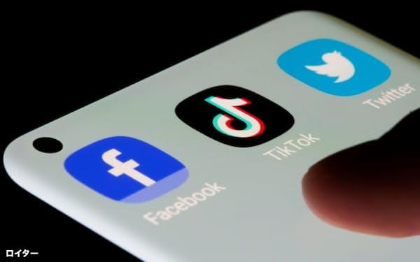 フェイスブックはTikTokに対抗するためにクリエーター投資を拡大する=ロイター