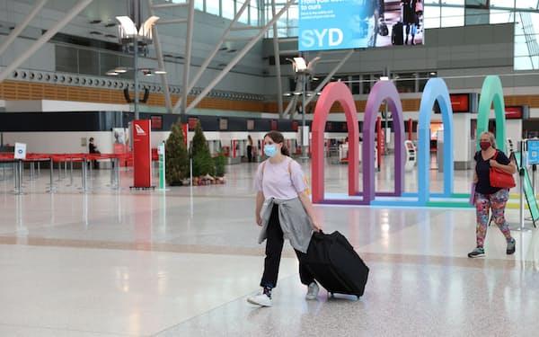 シドニー空港は2002年に民営化された=ロイター