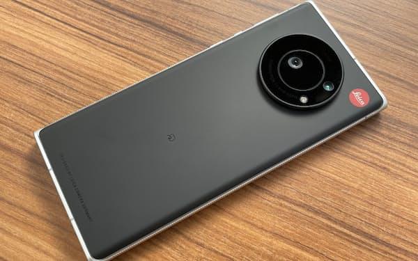 Leitz Phone 1の背面