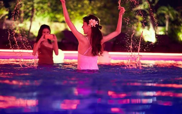 ホテルニューオータニ大阪はプール入場券付き宿泊プランを始める