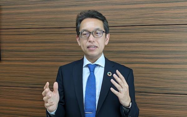 国連PRIの理事に就任した日本生命の木村武氏