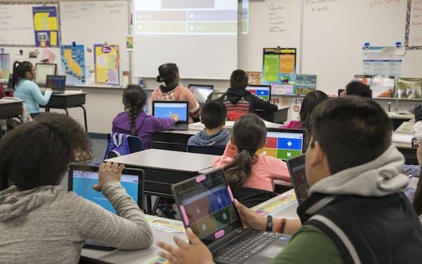 「カフート」は欧米などの学校でも導入されている(米カリフォルニア州)