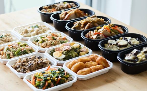 アントウェイの料理宅配は主に子供を持つ共働き世帯で利用されている