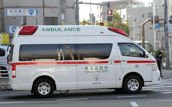 これまで救急救命士の活動は救急車内などに限られていた