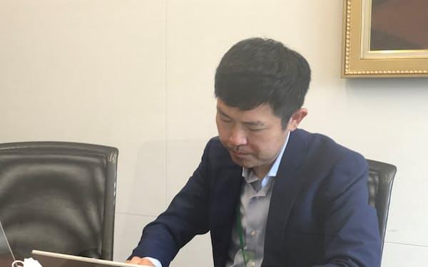 大屋貴史氏はサーチファンド・ジャパンの最初のサーチャーとなった(東京・千代田)