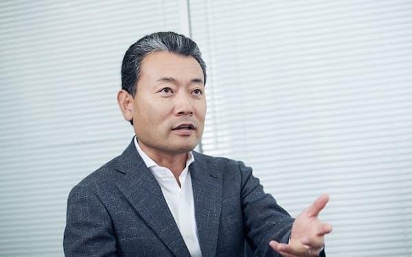 エン・ジャパンの鈴木孝二社長