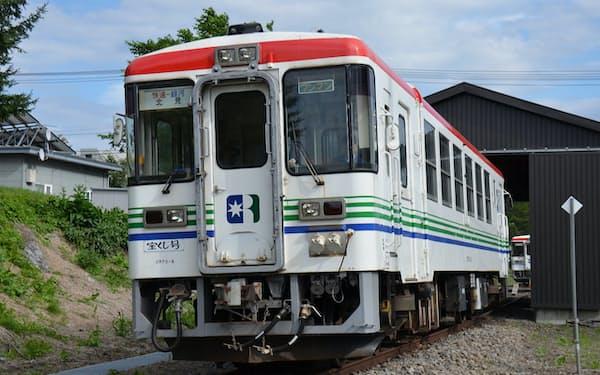 廃線跡の1駅分の運転体験ができるりくべつ鉄道(北海道陸別町)