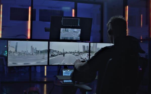 住友商事は自動運転車両の遠隔操縦システムを開発するオトピア社に出資した