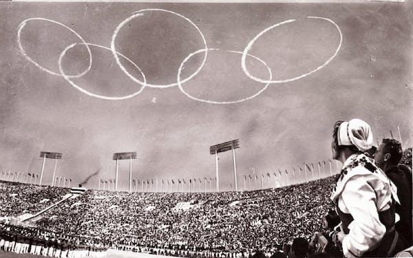 1964年の東京五輪に特別な思い入れがあるシニアは多い