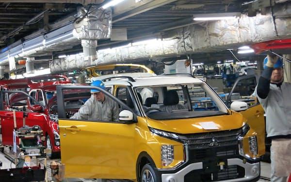 三菱自は部品メーカーの競争力維持を図る(水島製作所)