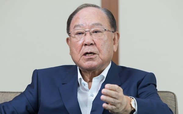 キヤノン 御手洗冨士夫会長兼社長最高経営責任者(CEO)