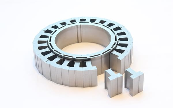 ニッパツはエンジン部品の精密加工技術を生かしてモーター部品の増産に着手する