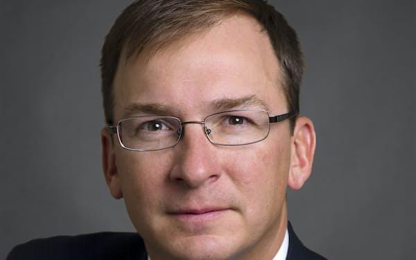 ティー・ロウ・プライスのロバート・シャープス社長兼CIO