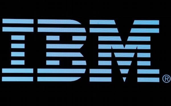 IBMはクラウド関連の収益が伸びた=ロイター