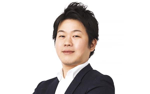 エブリーの吉田大成代表