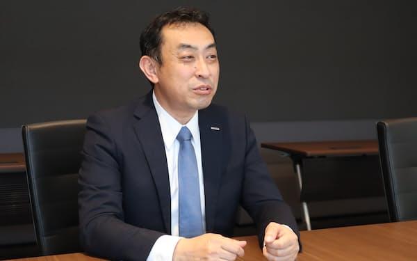 パナソニックSFSの秋山昭博社長