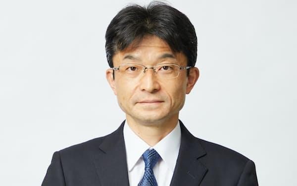 甲南大学キャリアセンターの髙室裕史所長