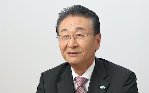 JCRファーマの芦田信会長兼社長