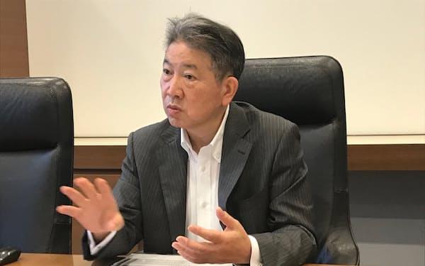 JCOMの石川雄三社長は「全国に約1万7000人の従業員がいる強みを生かす」と語る
