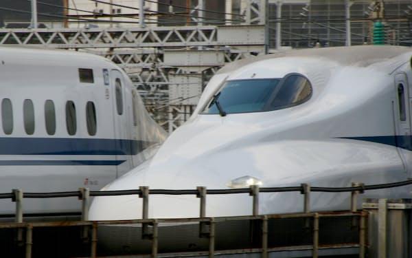 東海道・山陽新幹線のぞみ
