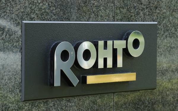 ロート製薬のロゴ