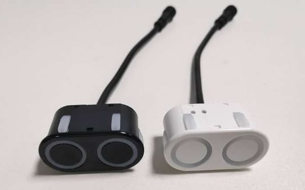 深圳市導向視覚技術はロボットなどに利用される「超音波センサー」を手がける=同社提供