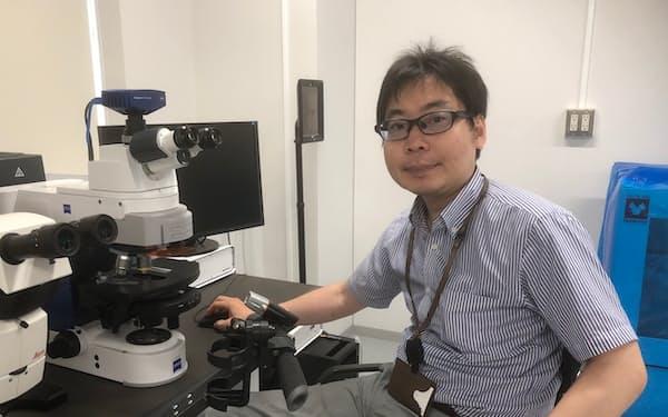 東京大学先端科学技術研究センターの並木重宏准教授
