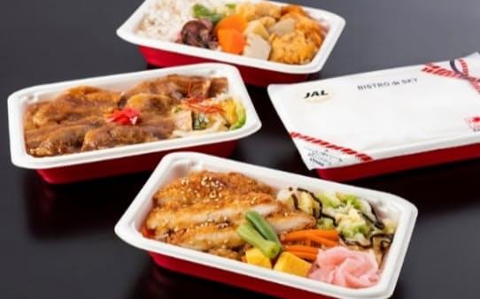 JALが販売する機内食の「賛否両論シリーズ」