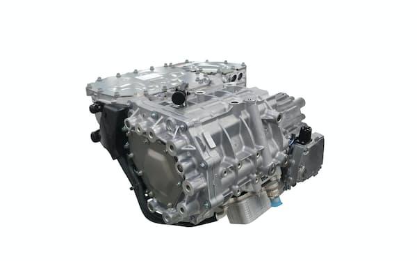 日本電産のEV用モーターシステム製品「E-Axle」