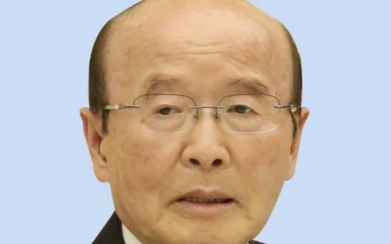 杉田和博官房副長官=共同