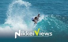 若大将・サザン・キムタク 日本のサーフィン3つの波