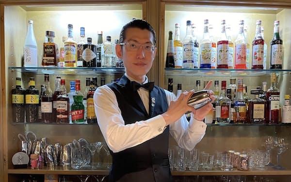 横浜市内で名物バーの再オープンを果たした