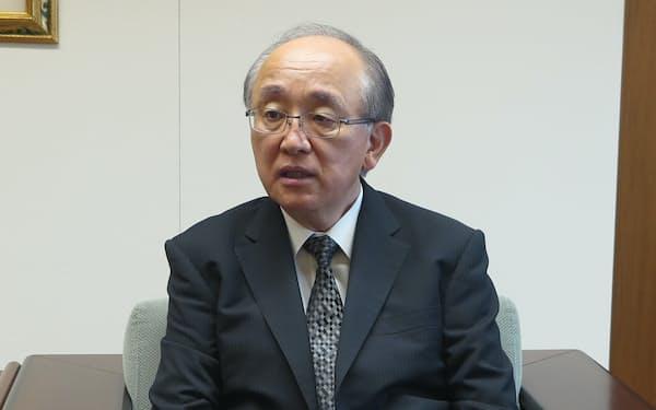 柿木社長は従来のビジネスモデルからの脱却を打ち出した