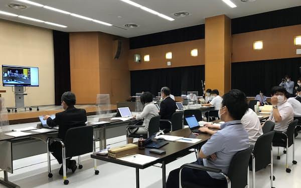 有識者検討会で対象業務拡大や運用改善などを議論する