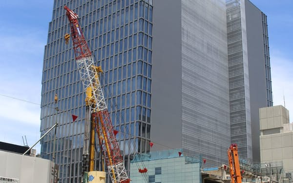 9月に「天神ビッグバン」第1号として開業する天神ビジネスセンター(福岡市)