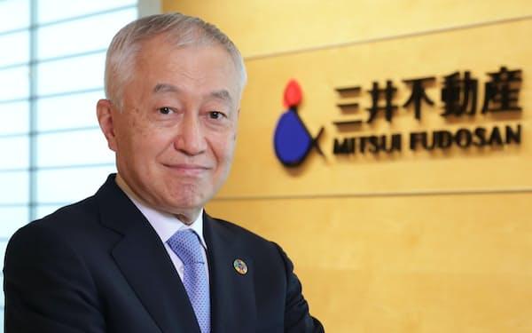 菰田社長は「会社や社員にとって分かりやすいテーマで夢を描く」と述べる