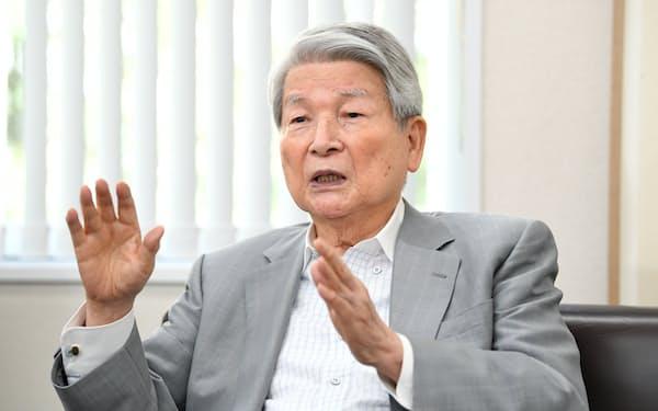 柳沢伯夫 元金融担当相