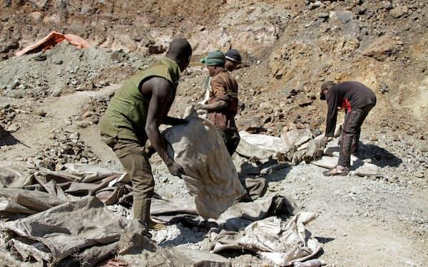 供給はコンゴ民主共和国に偏る=ロイター