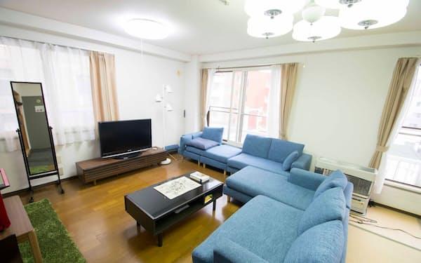 マッシブサッポロは北海道で手掛けるシェアハウス事業をシェア180に譲渡する