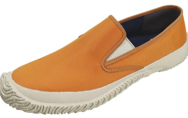 独自に開発したCNFを靴底に使うことで、摩擦によるすり減りが少なくなる