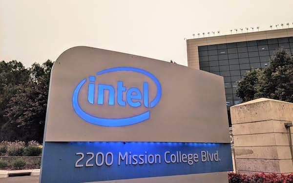 インテルは今春に就任したゲルシンガーCEOの元で立て直しを進めている(米シリコンバレーの本社)